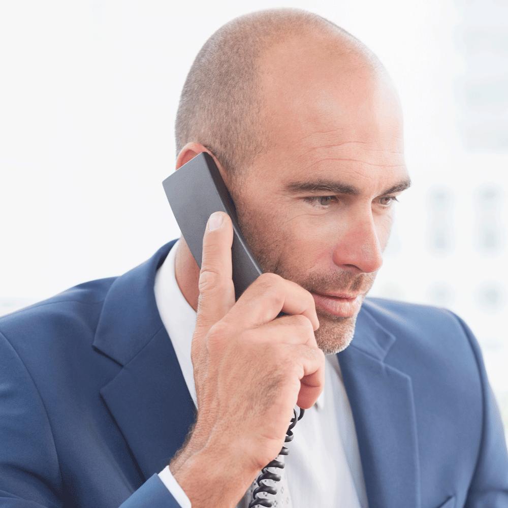 Telefon-Training