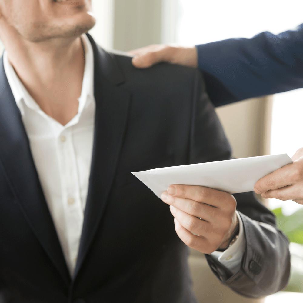 Modul: Vom Arbeitgeber zum Arbeitnehmer